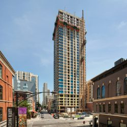 165 W. Superior Ave. Construction; Chicago, IL; bKL Architecture, Linn Mathes, SP Realty & Holding; Darris Lee Harris Job #1285